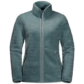 Jack Wolfskin High Cloud Jack Dames, north atlantic